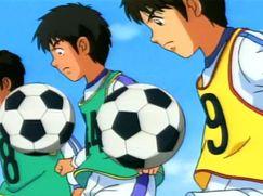 Captain Tsubasa Super Kickers Staffel 01 Folge 4: Ein ganz harter Brocken