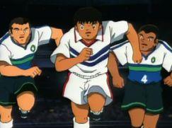 Captain Tsubasa Super Kickers Staffel 01 Folge 5: Ein neuer Teamgeist