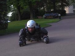 Extreme! Mit Niels-Peter Jensen Staffel 01 Folge 8: Niels - Der Roller-Man