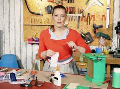 Handmade mit Enie - Machs einfach selbst Staffel 02 Folge 8: Ruckzuck neuer Look