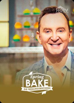 Spring Bake: Die Frühlingsbäckerei