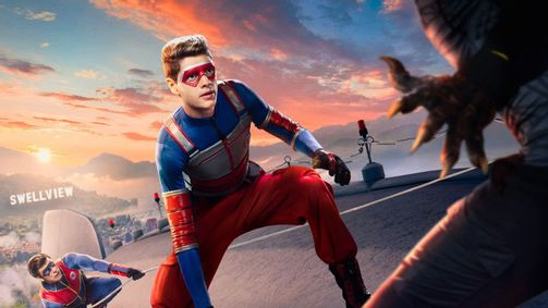 Nick - Henry Danger