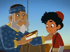 Die Abenteuer des jungen Marco Polo Staffel 01 Folge 1: Flucht aus Venedig