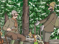Pettersson und Findus Staffel 01 Folge 12: Petterssons Bruder