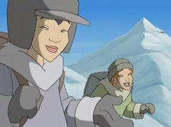Adventurers: Mission Zeitreise Staffel 01 Folge 9: Mount Everest