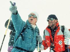 Der Bergdoktor Staffel 03 Folge 1: Die Nacht im Schnee