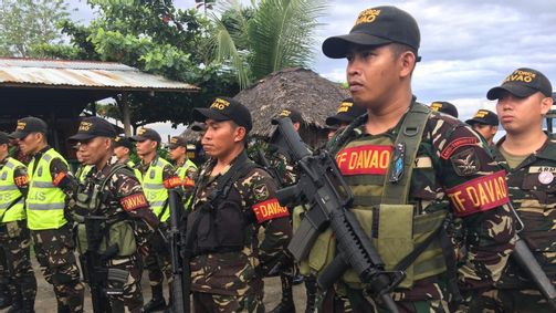 ZDF info - Drogenkrieg auf den Philippinen