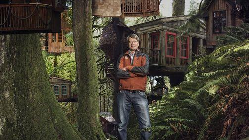 HGTV - Die Baumhaus-Profis