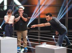 Teamwork - Spiel mit deinem Star Staffel 03 Folge 2: Tom Beck gegen Giovanni Zarrella und Ben Blümel