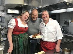 """Rosins Restaurants - Ein Sternekoch räumt auf Staffel 11 Folge 9: """"Gasthaus zur Post"""", Baierbrunn b. München"""