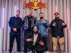 Rap Duell Staffel 1 Folge 7: Azzi Memo & Credibil vs Du Maroc & Milonair