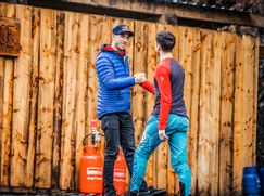 Design and Conquer mit Matt Jones Staffel 1 Folge 3: Mental fortitude with Gee Atherton