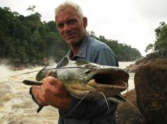 Fluss-Monster Fluss-Monster Staffel 1 Folge 4: Der Amazonas-Wels