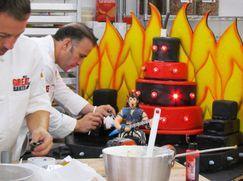 Buddy sucht den Superkonditor Cake Boss: Next Great Baker 2 Folge 8: Heavy Metal-Torten