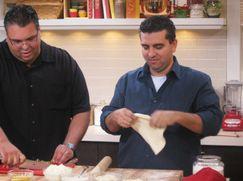 Kitchen Boss: Buddys Familienrezepte Kitchen Boss: Buddys Familienrezepte Staffel 1 Folge 3: Calzoni und Zeppole