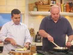 Kitchen Boss: Buddys Familienrezepte Kitchen Boss: Buddys Familienrezepte Staffel 1 Folge 4: Mauros Leibspeisen