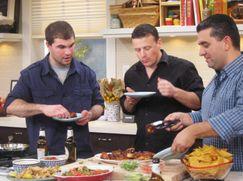 Kitchen Boss: Buddys Familienrezepte Kitchen Boss: Buddys Familienrezepte Staffel 1 Folge 10: Ein Sonntag unter Männern