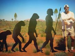 Wild Frank - Abenteuer in Australien Wild Frank - Abenteuer in Australien Staffel 1 Folge 2: Der heilige Berg Uluru