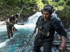 Goldrausch: White Water Alaska Goldrausch: White Water Alaska Staffel 3 Folge 3: Meister der Seilwinden