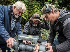 Goldrausch: White Water Alaska Goldrausch: White Water Alaska Staffel 3 Folge 6: Die Höhle