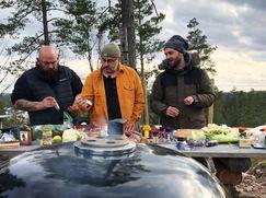 Barbecue Kings - Grillen um die Welt Barbecue Kings - Grillen um die Welt Staffel 1 Folge 3: Auf Elchjagd in Schweden