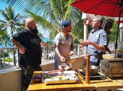 Barbecue Kings - Grillen um die Welt Barbecue Kings - Grillen um die Welt Staffel 1 Folge 5: Es gibt Wildschwein auf Hawaii