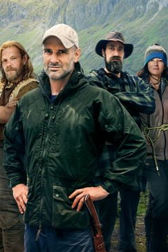 Ed Stafford: Survival-Duell in China