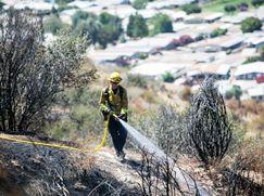 Cal Fire - Feueralarm in Kalifornien Cal Fire - Feueralarm in Kalifornien Staffel 1 Folge 1: Ein ungleicher Kampf