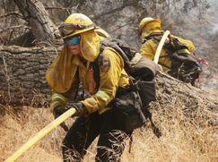 Cal Fire - Feueralarm in Kalifornien Cal Fire - Feueralarm in Kalifornien Staffel 1 Folge 3: In der Ruhe liegt die Kraft