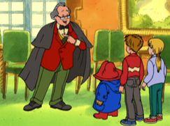 Die Abenteuer von Paddington Bär Staffel 01 Folge 4: Paddington im Schloss / Paddington und der Opal / Paddington als Friseur