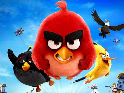 Angry Birds: Der Film