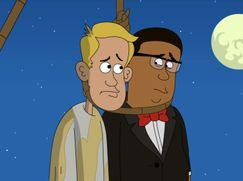 Brickleberry Staffel 01 Folge 5: Black Steve