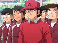 Captain Tsubasa Staffel 01 Folge 45: Tränen am Flughafen