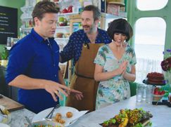 Jamie and Jimmy's Food Party Staffel 06 Folge 9: Chris and Dawn