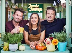 Jamie and Jimmy's Food Party Staffel 07 Folge 6: Jessica Ennis-Hills