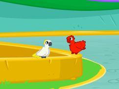 Morphle (ohne Dialog) Staffel 01 Folge 2: Morphle im Zoo