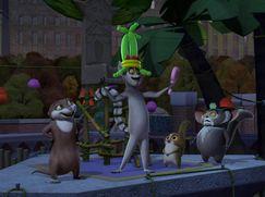 Die Pinguine aus Madagascar Staffel 01 Folge 2: Internet Superstar / Königlicher Kopfschmuck