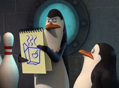 Die Pinguine aus Madagascar Staffel 01 Folge 7: Geheimnisvolle Nachbarn / Der neue Gebieter