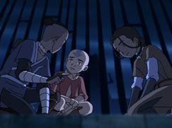 Avatar - Der Herr der Elemente Staffel 01 Folge 6: In Gefangenschaft!