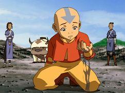Avatar - Der Herr der Elemente Staffel 01 Folge 7: Wintersonnenwende Teil 1: Die Geisterwelt