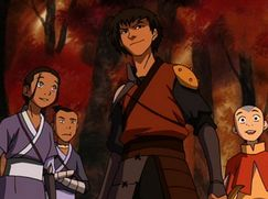 Avatar - Der Herr der Elemente Staffel 01 Folge 10: Jet, der Rebell