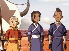 Avatar - Der Herr der Elemente Staffel 01 Folge 11: Grabenkämpfe