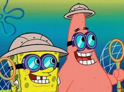Spongebob Schwammkopf Staffel 07 Folge 8: Rettet die Quallenfelder