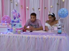 Teen Mom: Young & Pregnant Staffel 01 Folge 2: Zoff auf der Babyparty