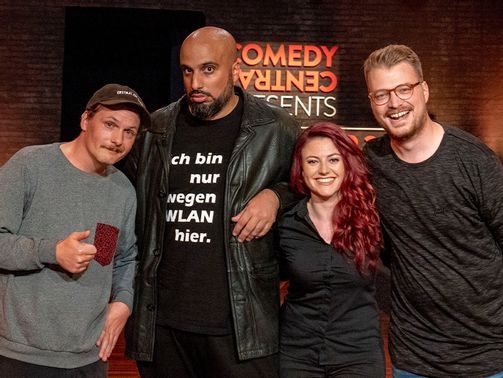 Comedy Central Presents STANDUP 3000