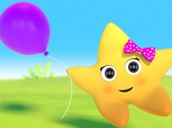 Playtime with Twinkle Staffel 01 Folge 1: Twinkle & die Ballons 1-5