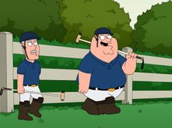 Family Guy Staffel 12 Folge 22: Peter im Country Club
