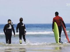 What the Fun?! Staffel 2020 Folge 8: Gäste: Nico von Lerchenfeld (Wakeboard) & Surfer Sebastian Steudtner (Surfen)