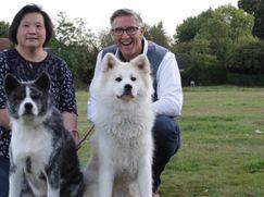 Hunde außer Kontrolle - Ein Coach für alle Felle Staffel 02 Folge 8: Die ungestümen Akitas