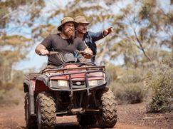 Australian Gold - Schatzsuche Down Under Staffel 05 Folge 9: Amateure am Ende